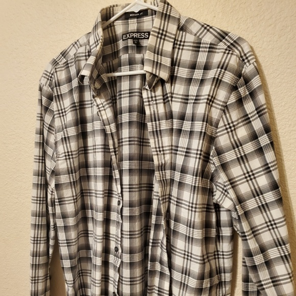 Express Other - Express Button Down Shirt